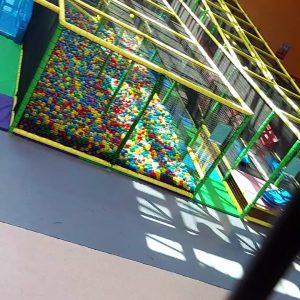 Kilátás a monorail-ből